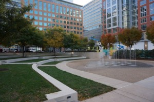Town Square Park at Reston Town Center