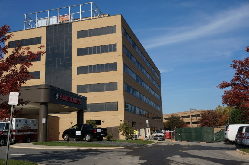 Fairfax Hospital Center Emergency Room