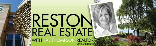 Reston Real Estate column banner