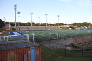 New Turf Stadium Field at South Lakes HS