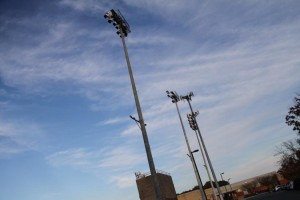 Cell phone towers at South Lakes HS