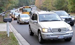 Reston traffic