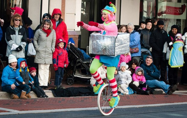 Reston Holiday Parade 2013