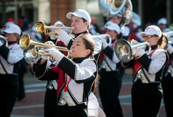 Herndon High Marching Band