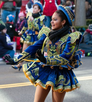 Reston Holiday Parade 2013/Photo: Mike Heffner