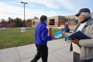 Reston Election Day