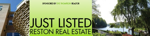 Reston Real Estate: Just Listed