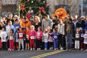 Gingerbread Man Mile/File photo by Reston Town Center