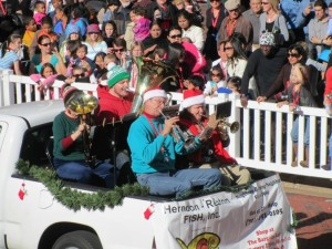 Reston Holiday Parade/File Photo Courtesy of Reston Town Center