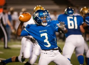 South Lakes High School football 2013/Photo by Mike Heffner, Vita Images