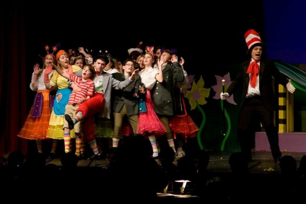 Seussical at Herndon High/Photo by Karen Harrison