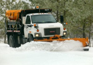 Snowplow/Photo Courtesy of VDOT