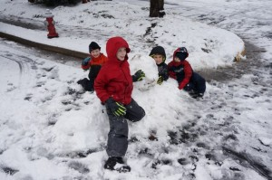Snow Day in Reston