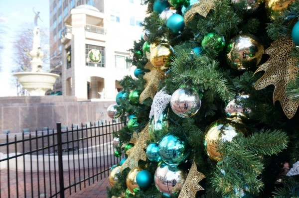 Christmas at Reston Town Center