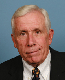 Frank Wolf/Credit: US House