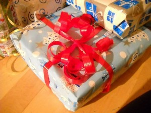 Christmas presents/Credit: Jennifer C., Flickr