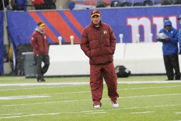 Mike Shanahan/Credit: Washington Redskins