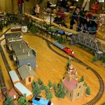 Model Trains at Colvin Run Mill/Credit: FCPA