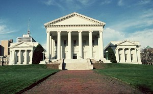 Virginia State Capitol, Richmond
