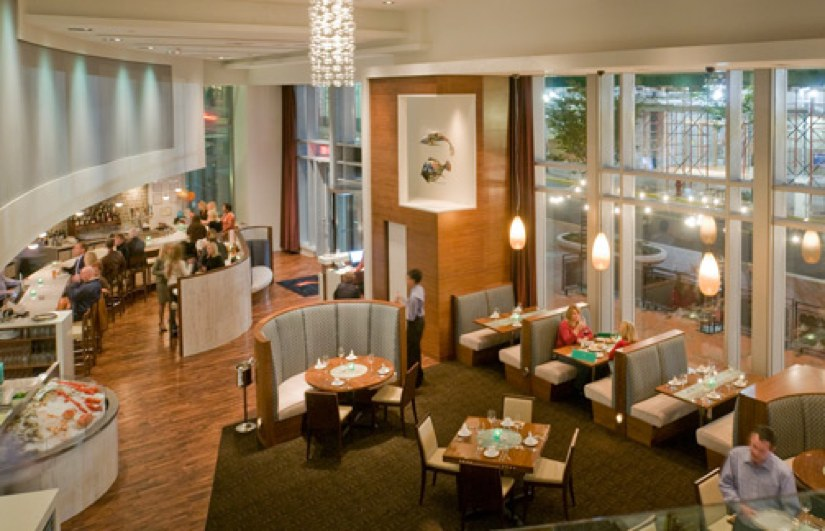 Three reston spots serving restaurant week specials for Passion fish reston