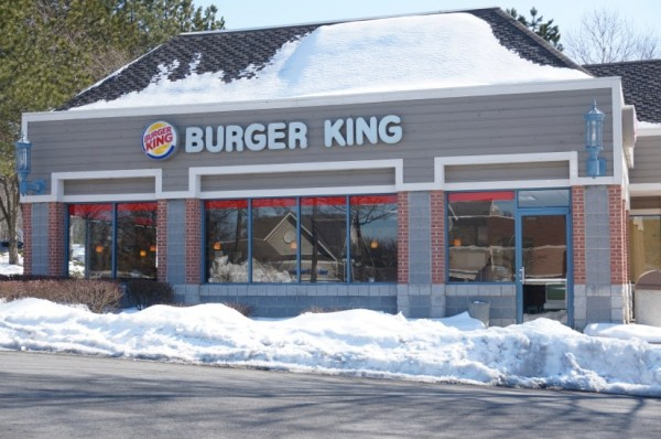Burger King at North Point