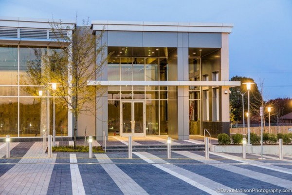 Reston Station mixed use development is ready for tenants.