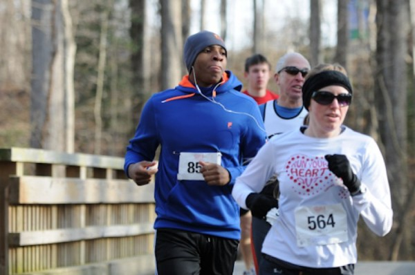 2013 Run Your Heart Out 5K/Credit: Potomac River Running