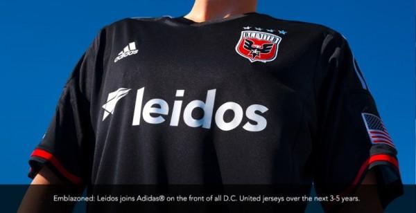 Leidos Jersey/Credit: Leidos
