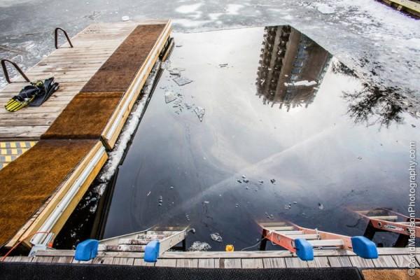 Reflections of Lake Anne/Credit: David Madison Photogrpahy