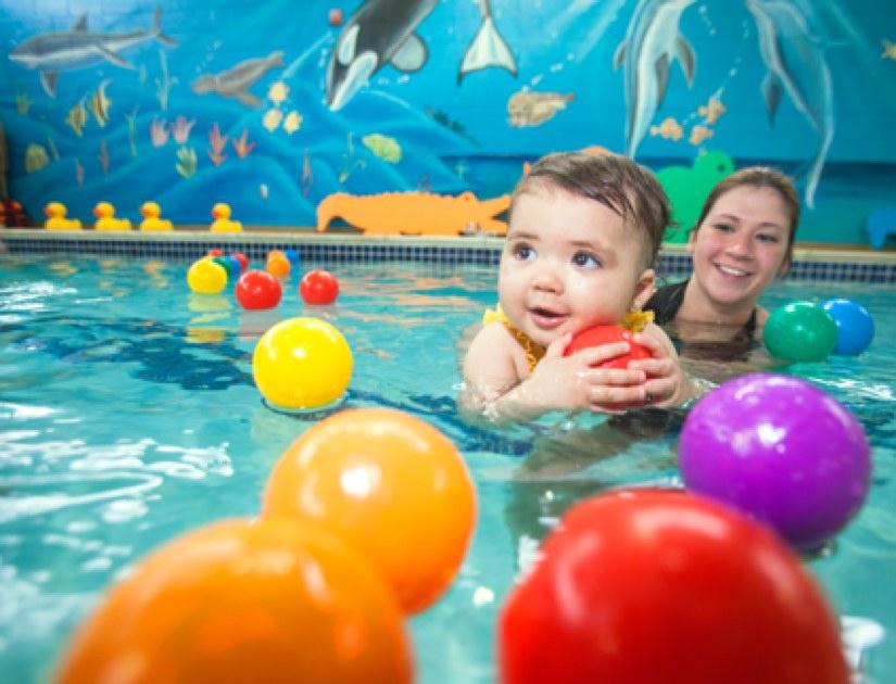 Now Open In Reston Goldfish Swim School Reston Now