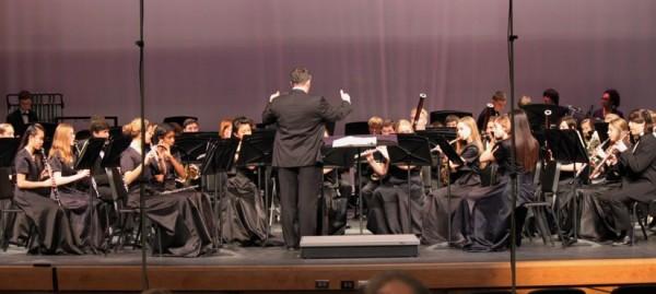 SLHS Wind Ensemble/Credit:  Joanne Yi