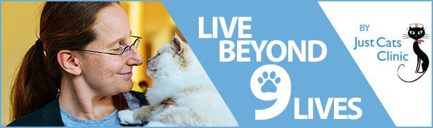 Live Beyond 9 Lives banner