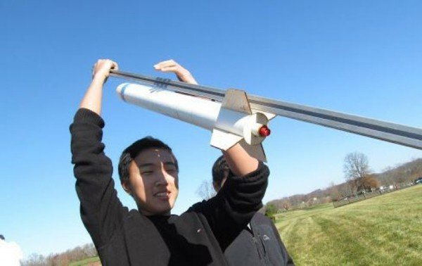 Students From Thomas Jefferson HS will show off rocketry skills at Mini Maker Faire/Credit: Mini Maker Faire