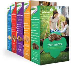 Girl Scout Cookies/Credit: Girl Scouts USA