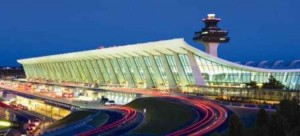 Dulles International Airport/File photo