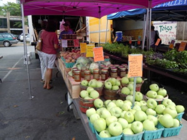 Reston Farmers Market/File photo