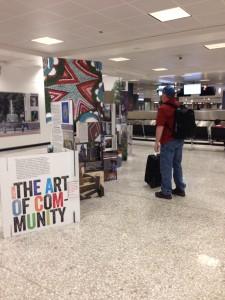 IPAR display at Dulles/Credit: IPAR