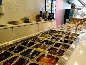 Toppings at Cold Spoon