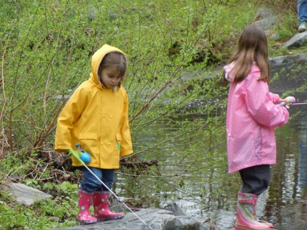 Kids Trout Fishing Day 2011/File photo