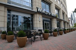 World of Beer's Arlington location/Credit:ARLnow.com
