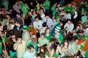 Shamrock Crawl in Clarendon/Credit: Groupon