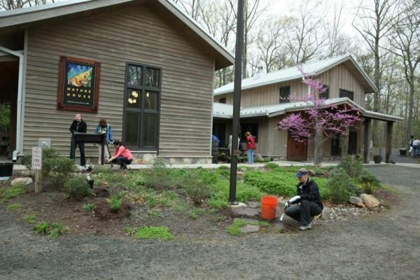 Earth Day Planting at Walker Nature Education Center/Credit: Reston Association