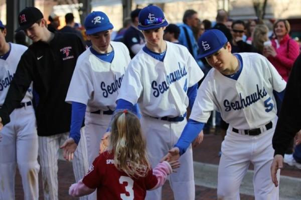 Reston Baseball Parade/Credit: Melissa Gifford