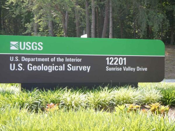 USGS Headquarters in Reston/File photo