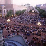 Concerts on the Town/Credit: Reston Town Center file photo