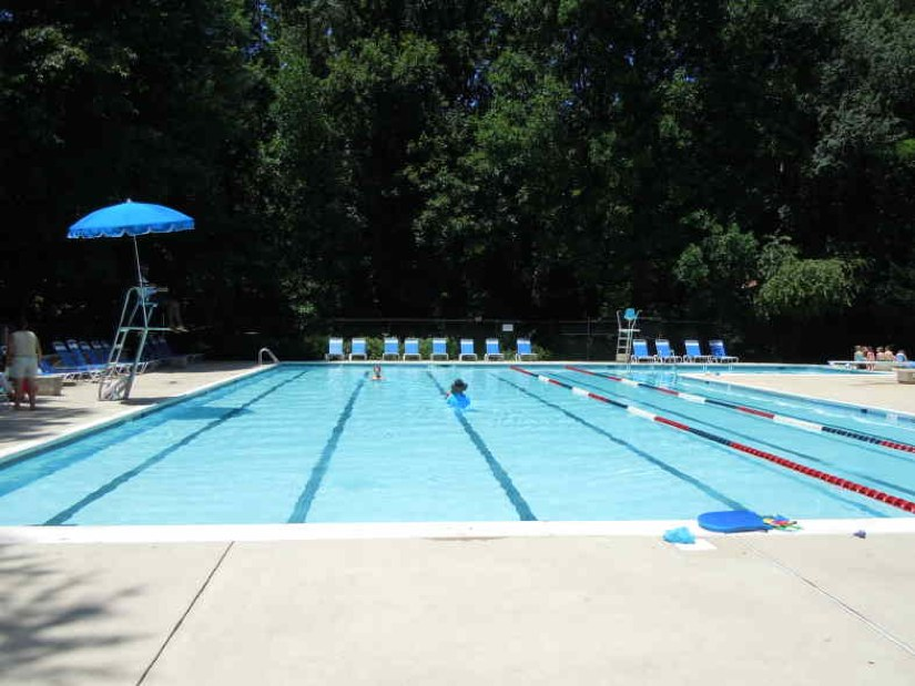 So long summer here 39 s the ra pool schedule for september reston now for Newport swimming pool schedule