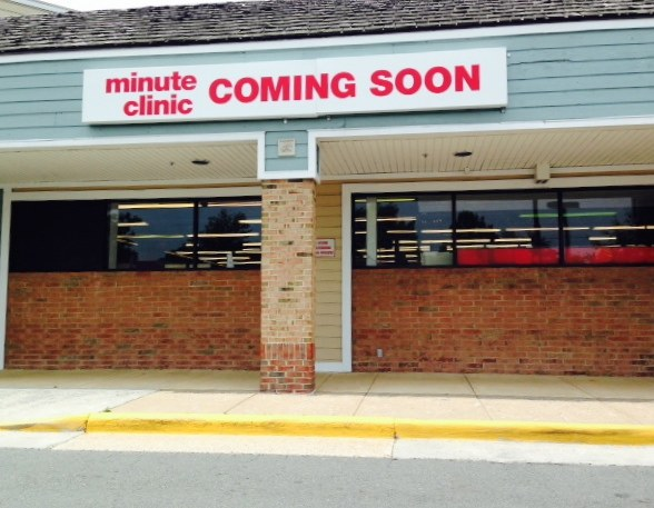 MinuteClinic coming to South Lakes Village Center