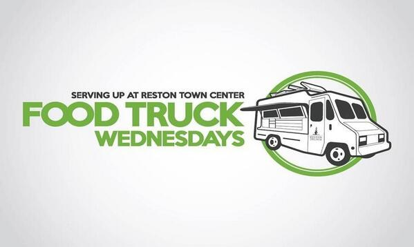 Food Truck Wednesdays at Reston Town Center