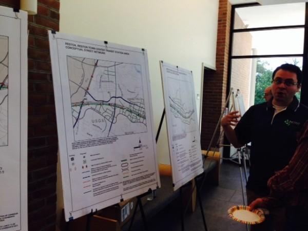 Fairfax County kicked off Reston Master Plan Phase II process Saturday.