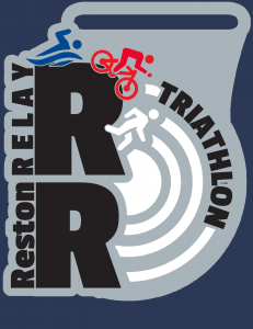 Reston Relay Tri Logo/Credit: Reston Relay Triathlon
